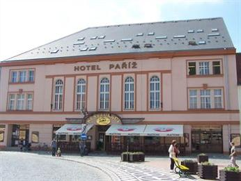Photo of Hotel Pariz Jicín