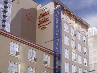 Howard Johnson Hotel Vancouver