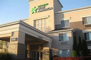 Extended Stay America - Detroit - Auburn Hills - University Drive