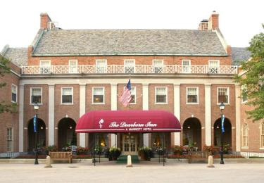 ‪The Dearborn Inn, A Marriott Hotel‬