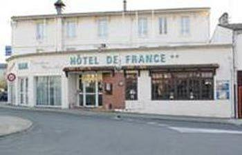 Photo of Hotel De France Saintes
