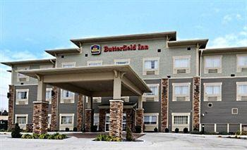 Best Western Butterfield Inn Hays