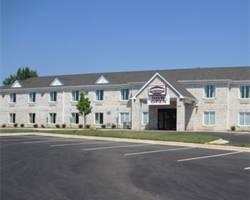 Country Hearth Inn and Suites Greensboro