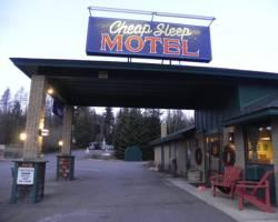 Photo of Sleep Cheap Motel Whitefish