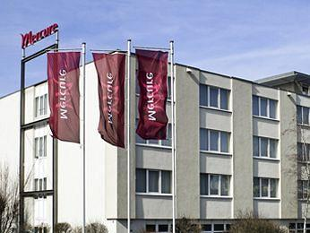 Mercure Hotel Ruesselsheim Frankfurt Airport