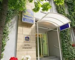 BEST WESTERN PREMIER Hotel Harmonie