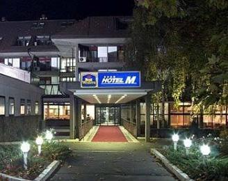 BEST WESTERN Hotel M
