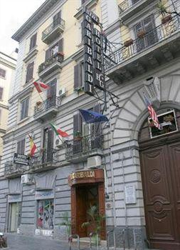 Hotel Garibaldi Naples