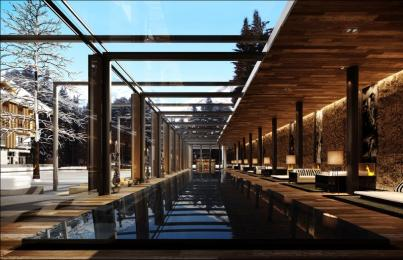 ‪The Chedi Andermatt - a GHM hotel‬