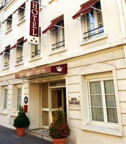 Hotel Saint Louis Paris Vincennes