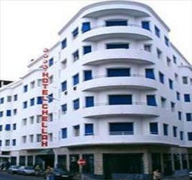 Chellah Hotel Tangier