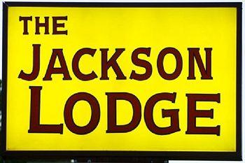‪The Jackson Lodge‬