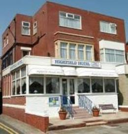 Photo of The Highfield Private Hotel Blackpool