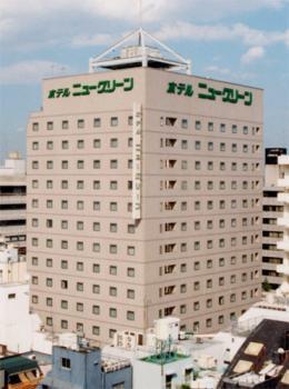 ‪Hotel New Green Okachimachi‬