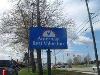 Americas Best Value Inn & Suites-Detroit/Sterling Heights