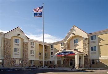 Candlewood Suites Meridian