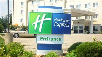 ‪Holiday Inn Express Evansville West‬