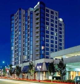 Hilton Vancouver Airport