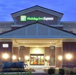 ‪Holiday Inn Express Hotel & Suites Lincoln‬