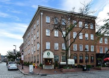 Photo of Admiral Fell Inn Baltimore