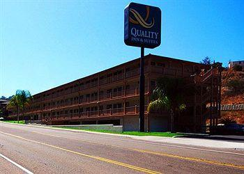 ‪Quality Inn & Suites San Diego East County‬