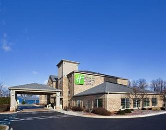 ‪Holiday Inn Express Hotel & Suites Sunbury-Columbus Area‬