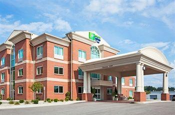 Photo of Holiday Inn Express Hotel &amp; Suites Cincinnati SE Newport Bellevue