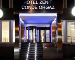 Photo of Hotel Zenit Conde de Orgaz Madrid