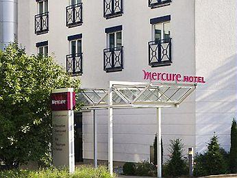 Mercure Hotel Stuttgart Airport Messe
