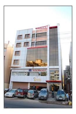 Hotel Manasvi