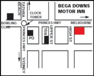 ‪Bega Down Motor Inn‬
