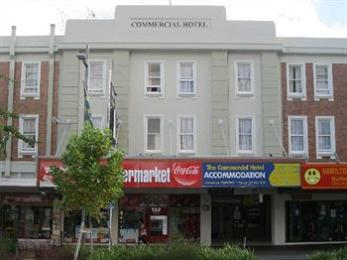 The Commercial Hotel Accommodation