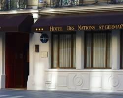 Hotel des Nations St-Germain