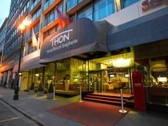 Thon Hotel Bristol Stephanie