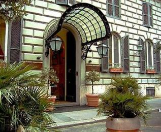 Hotel Ludovisi Palace