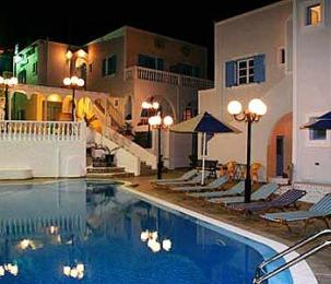 Hotel Hellas Santorini