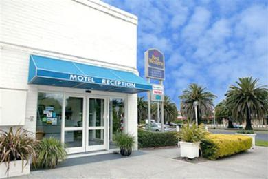 BEST WESTERN Alexander Motor Inn & Apartments
