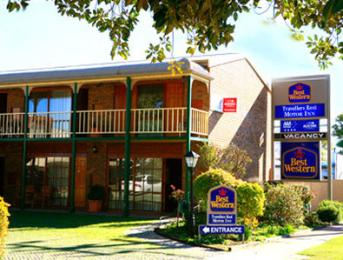 Best Western Travellers Rest Motor Inn Swan Hill
