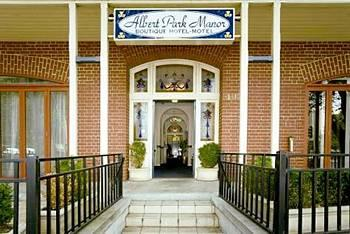 Albert Park Manor Boutique Hotel