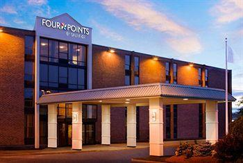 Four Points by Sheraton Manchester Airport