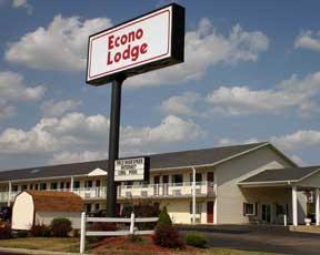 Econo Lodge Knob Noster