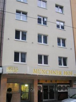 Hotel Muenchner Hof
