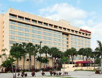 ‪Howard Johnson Plaza Hotel Miami-Airport‬