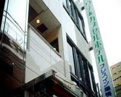 Sauna & Capsule Clear Inn Sugamo