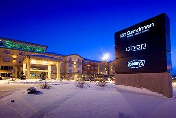 ‪Sandman Hotel & Suites Winnipeg Airport‬