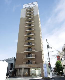 Toyoko Inn Okayama eki nishiguchi hiroba