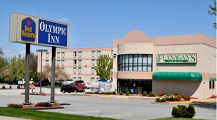 Best Western Olympic Inn Groton