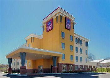 Comfort Suites Elizabethtown