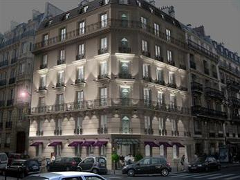 Pavillon Monceau Hotel