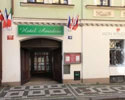Photo of Hotel Amadeus Prague